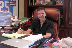 David Levine professional athlete agent and attorney