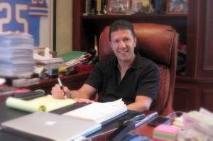 David Levine - Helping Retired Pro Athletes Get Their Benefits